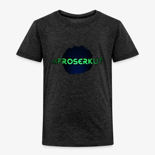 AfroSerkut LOGO - Lasten premium t-paita