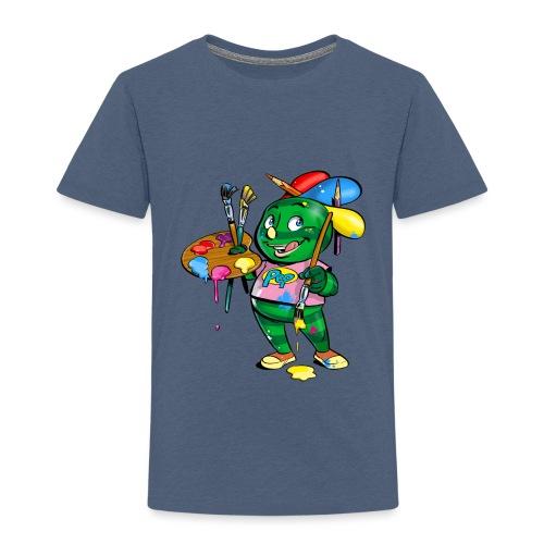 Pepilo - die beliebte Comicfigur - Kinder Premium T-Shirt