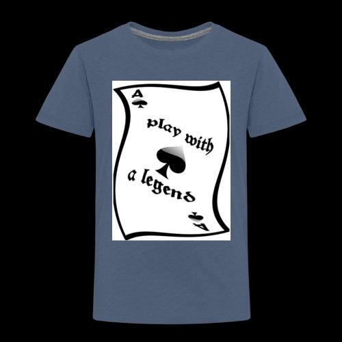 Legend ace of spade - Legend As de pique - T-shirt Premium Enfant