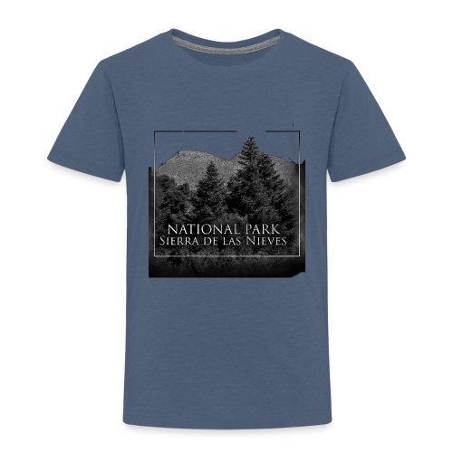 National Park Sierra de las Nieves - Camiseta premium niño