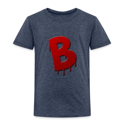 4k logo rood - Kinderen Premium T-shirt