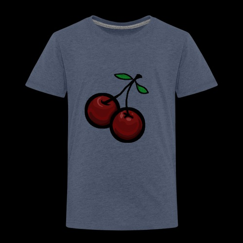 CHERRIES - Kinderen Premium T-shirt