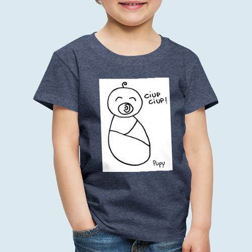 Pupy: ciup ciup! - boy - Maglietta Premium per bambini
