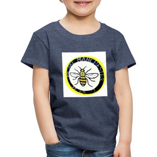 Manchester one love - Kids' Premium T-Shirt