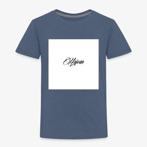 Hajvan - Kinder Premium T-Shirt