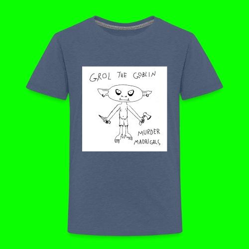 Murder Madrigals - Kids' Premium T-Shirt