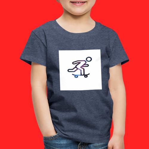 galaxy skate - T-shirt Premium Enfant