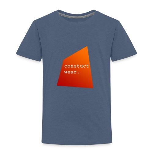constructwear - Kinder Premium T-Shirt