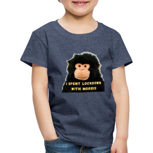 I Spent Lockdown With Morris TShirt - Kids' Premium T-Shirt