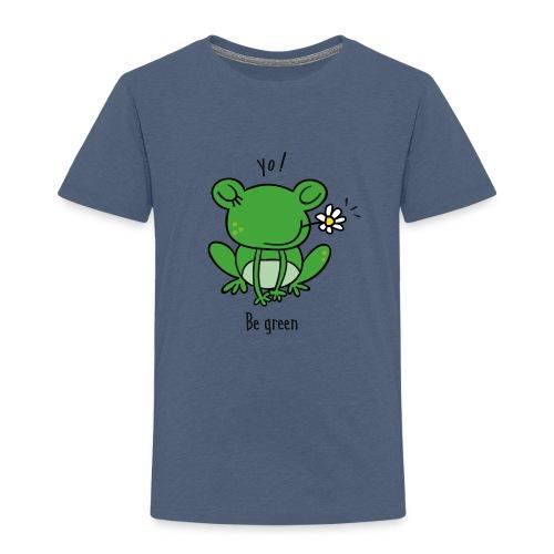 be green - T-shirt Premium Enfant