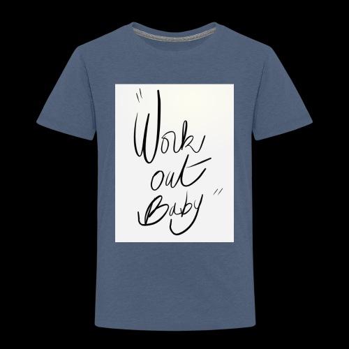 95D012FF AEAE 47D3 8472 0F95473FE1B1 - T-shirt Premium Enfant