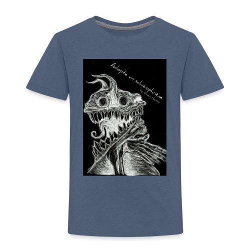 Modèle Gwen Hector Black - T-shirt Premium Enfant