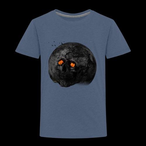 Tête de la terre brûlée - T-shirt Premium Enfant