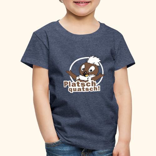 Pittiplatsch 2D Platschquatsch - Kinder Premium T-Shirt