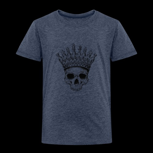 Heavy lies the Crown - Kinder Premium T-Shirt