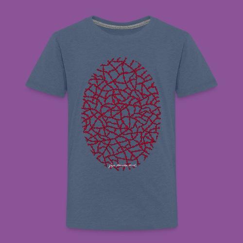 Nervenleiden 49 - Kinder Premium T-Shirt