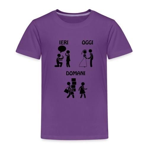 4 - Maglietta Premium per bambini