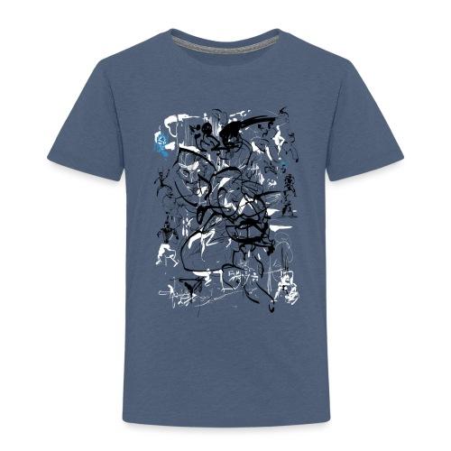 art of shaolin - Kids' Premium T-Shirt