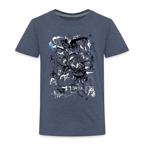 art of shaolin - Kids' Premium T-Shirt