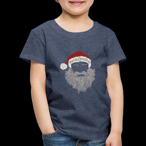 Christmas Santa - Kinder Premium T-Shirt