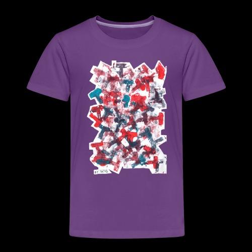 Color T BY TAiTO - Lasten premium t-paita