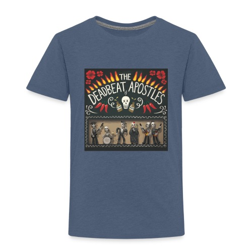 The Deadbeat Apostles - Kids' Premium T-Shirt