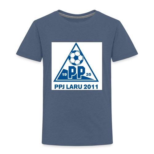 PPJ Laru 2011 - Lasten premium t-paita