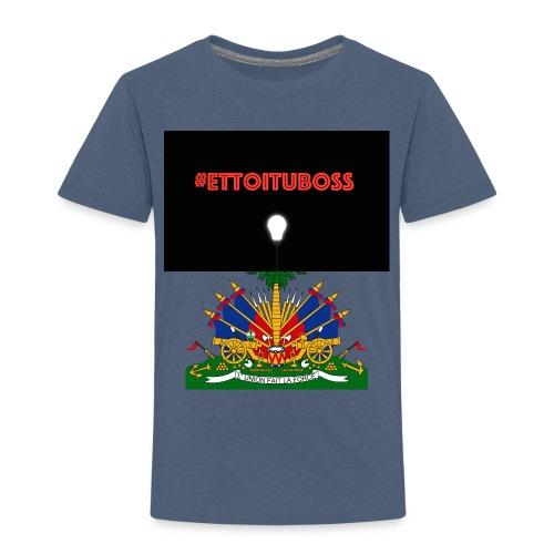 #ettoituboss - T-shirt Premium Enfant