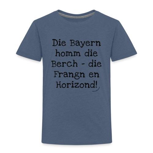 Horizond - Kinder Premium T-Shirt