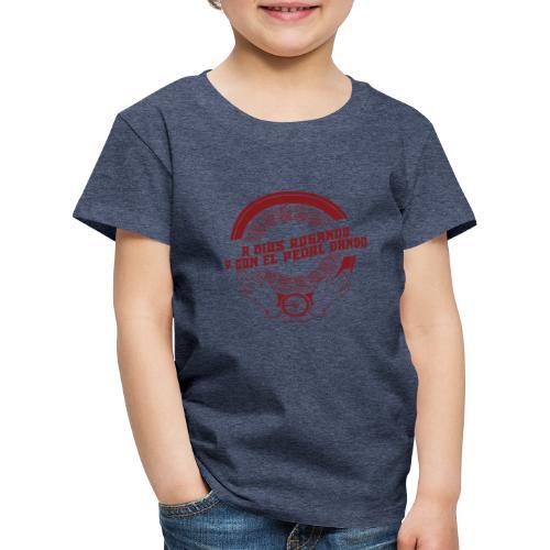 A DIOS ROGANDO - Camiseta premium niño