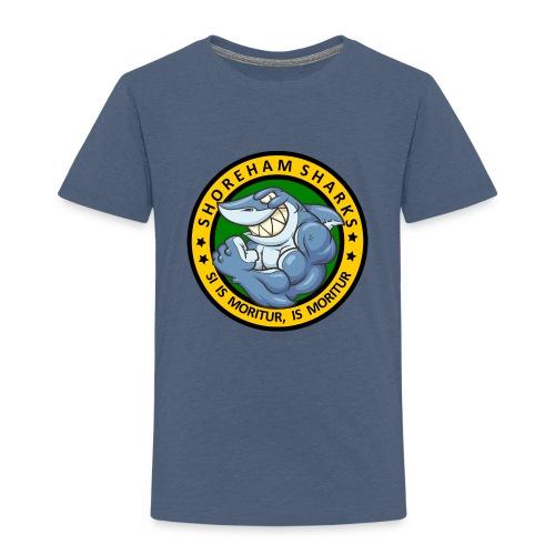 Shoreham Sharks - Kids' Premium T-Shirt