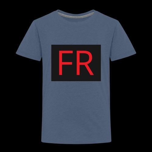 Fr design - Kids' Premium T-Shirt