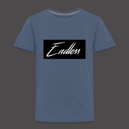 Endless Black - Kinder Premium T-Shirt