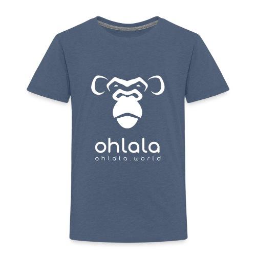 Ohlala Original White - T-shirt Premium Enfant