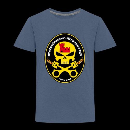 Kolbefrässer - Kinder Premium T-Shirt
