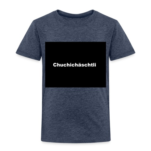 Chuchichaeschtli - Kinder Premium T-Shirt