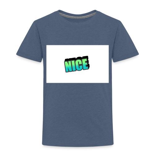 NICE DESIGNER : GAMERROKOTV - Kinder Premium T-Shirt
