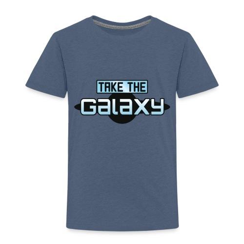 TTG logo - Kinderen Premium T-shirt