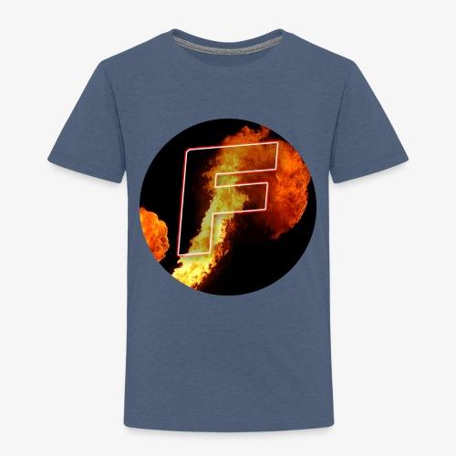 FireStarter Films Shirt - Kids' Premium T-Shirt