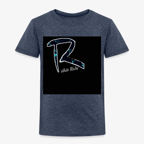 såhär riche - Premium-T-shirt barn
