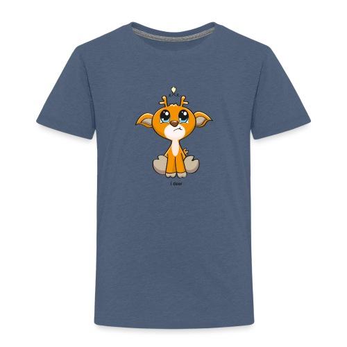 i.deer - Kinder Premium T-Shirt
