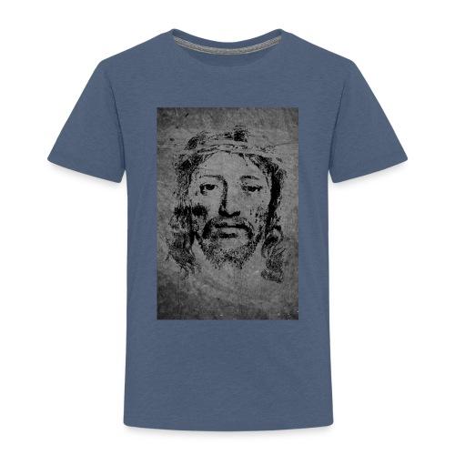 Jesus Christus Geschenk Idee für Gläubige - Kinder Premium T-Shirt