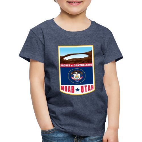 Utah - Moab, Arches & Canyonlands - Kids' Premium T-Shirt