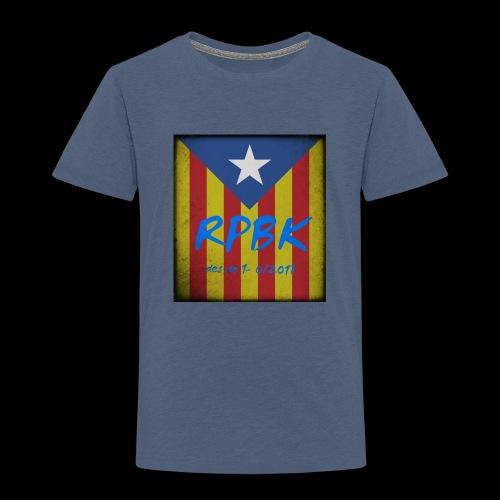 ANTIGA REPUBLICA - Camiseta premium niño