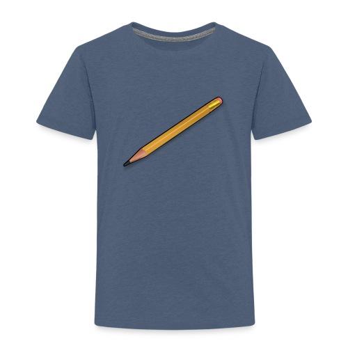 GUMMIPENNA - Premium-T-shirt barn