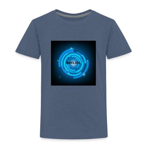 SamLococlothes - Premium T-skjorte for barn