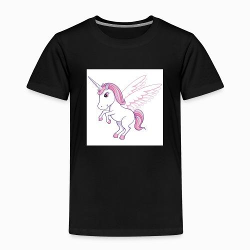 Petite licorne rose super mignonne!! - T-shirt Premium Enfant