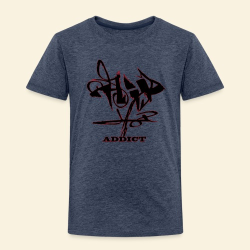 hip hop addict - T-shirt Premium Enfant