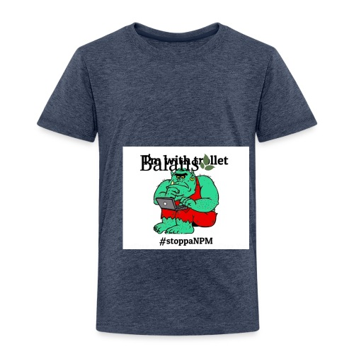 skolinkvisitionen - Premium-T-shirt barn