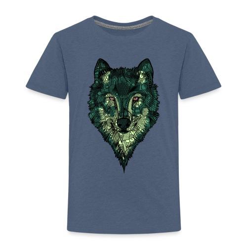 Ulv - Premium T-skjorte for barn